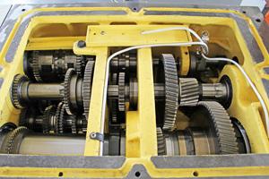 СТ 16К25 - Коробка скоростей