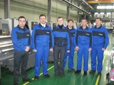 Обучение инженеров Станкомашстрой на заводе SMEC