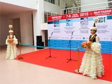 Выставка MachExpo Kazakhstan 2015