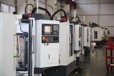 Производство обрабатывающих центров серии VTM