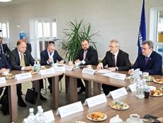 Заседание Координационного совета при Губернаторе