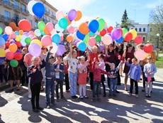 Праздник Весны и Труда 2017