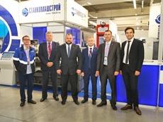 Выставка Иннопром 2017