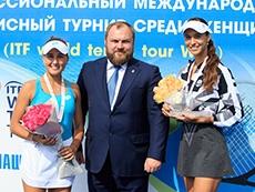 СтанкоМашСтрой - спонсор теннисного турнира Penza Cup
