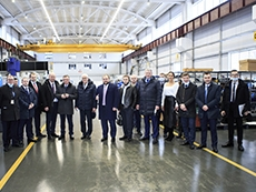 Деловой визит белорусских предпринимателей
